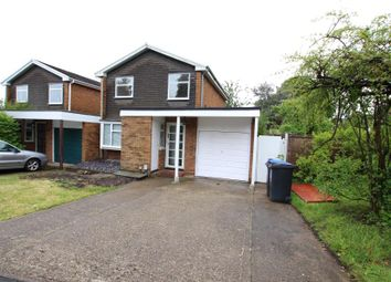 Thumbnail 3 bed link-detached house to rent in Silversmiths Way, Woking