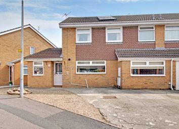 Thumbnail 4 bed semi-detached house for sale in Chamberlain Road, Stratton, Swindon, Wiltshire