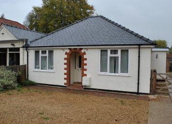 Thumbnail 3 bedroom bungalow to rent in Cambridge Road, Great Shelford, Cambridge