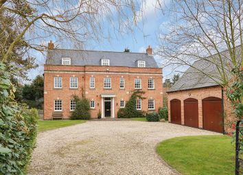 Thumbnail 6 bed detached house for sale in Manor Close, Oxton, Southwell