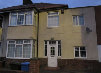Thumbnail 5 bedroom semi-detached house to rent in Hadrian Road, Fenham, Newcastle Upon Tyne