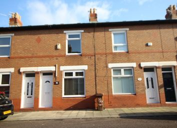 Thumbnail 2 bedroom terraced house to rent in Colborne Avenue, Stockport