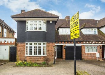 Thumbnail 4 bed semi-detached house for sale in West Hill Way, Totteridge, London