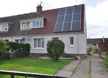 Thumbnail 2 bed end terrace house for sale in Ferry Road, Forres
