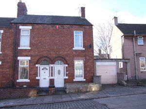 Thumbnail 2 bed terraced house for sale in 24 Clift Street, Carlisle