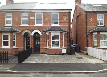 4 bed semi-detached house to rent in Abbey Road, Chertsey KT16