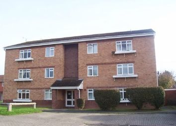 Thumbnail 1 bed flat to rent in Newbury Court, Hereford
