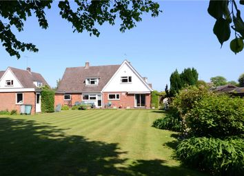 Thumbnail 4 bed detached house for sale in Wootton Road, Henley-On-Thames