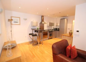 Thumbnail 1 bed flat to rent in Ellesmere Street, Manchester