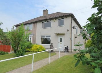 Thumbnail 3 bed semi-detached house for sale in Tomlin Avenue, Whitehaven, Cumbria