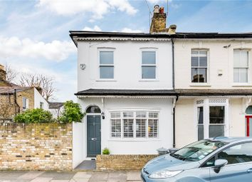 Thumbnail 3 bed end terrace house for sale in Trehern Road, East Sheen, London