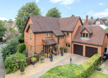 Thumbnail 5 Bed Detached House For Sale In Gresham Close Oxted Surrey