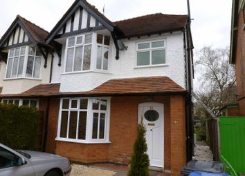 Thumbnail 3 bed semi-detached house to rent in Banbury Road, Stratford-Upon-Avon