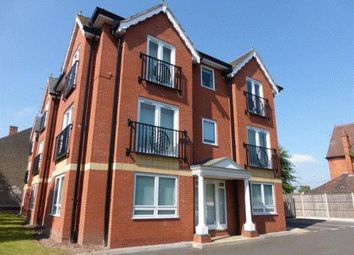 Thumbnail 1 bed flat to rent in Paget Street, Loughborough