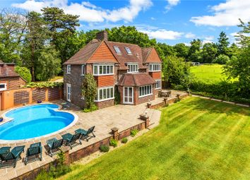 5 bed detached house for sale in Doctors Lane, Chaldon, Surrey CR3