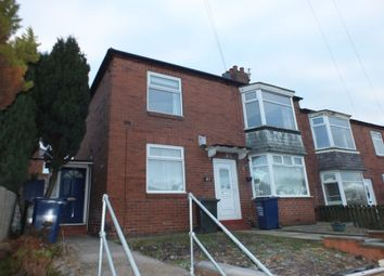 Thumbnail 2 bed flat for sale in Stamfordham Road, Westerhope, Newcastle Upon Tyne