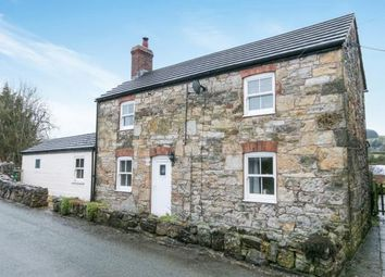 Thumbnail 3 bed detached house for sale in Bryn Common, Ffrith, Wrexham, Flintshire