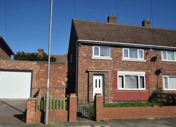 Thumbnail 2 bedroom flat for sale in Avon Close, Thornaby, Stockton-On-Tees, Cleveland