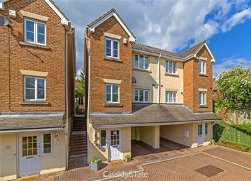 Thumbnail 3 bedroom semi-detached house for sale in Remus Close, St Albans, Hertfordshire