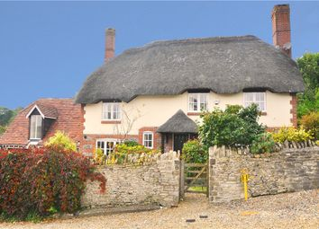 Thumbnail 4 bed detached house for sale in Park Farm Close, Martinstown, Dorchester, Dorset