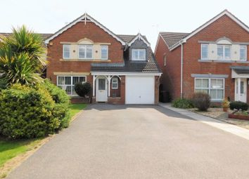 Thumbnail 5 bed detached house for sale in Stimpson Road, Coalville
