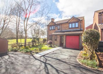 Thumbnail 4 bedroom detached house for sale in Coppers Park, Woolwell, Plymouth