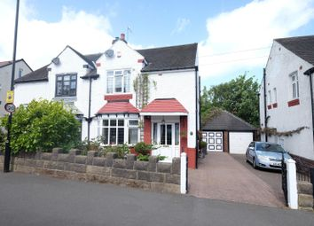 4 bed semi-detached house for sale in Old Park Avenue, Beauchief, Sheffield S8