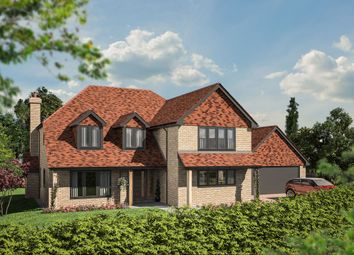 Thumbnail 4 bed detached house for sale in Chapel Lane, Broad Oak, Canterbury