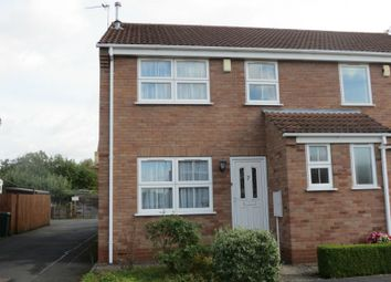 Thumbnail 3 bedroom semi-detached house to rent in Keepersgate, Pickering