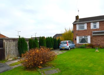 Thumbnail 3 bedroom semi-detached house for sale in Trenton Rise, Woodhouse, Sheffield