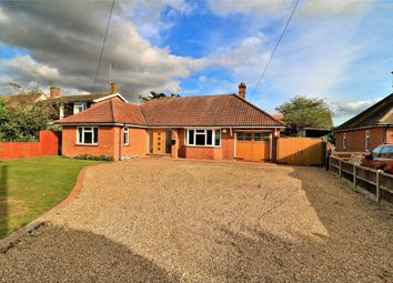 Thumbnail 3 bed detached bungalow for sale in Church Road, Elmstead, Colchester, Essex