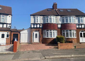 3 bed semi-detached house for sale in Briar Crescent, Northolt UB5