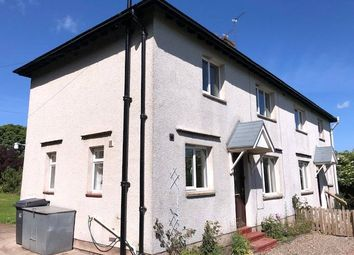 Thumbnail 3 bed semi-detached house for sale in 1 South View, Hallbankgate, Brampton, Cumbria