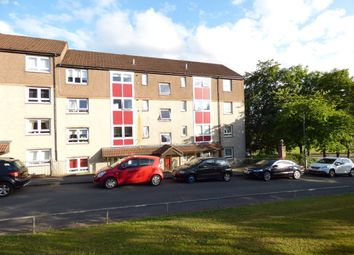 Thumbnail 3 bed flat for sale in Lawmuir Crescent, Clydebank