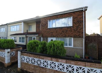 Thumbnail 3 bed end terrace house for sale in Allaway Avenue, Cosham, Portsmouth
