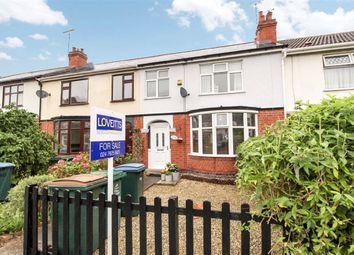 Thumbnail 3 bed terraced house for sale in Whoberley Avenue, Chapelfields, Coventry