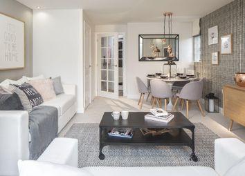"Thumbnail 3 bed semi-detached house for sale in ""Kirkwood"" at Samborne Drive, Wokingham"