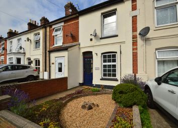 Thumbnail 3 bed terraced house for sale in Alan Road, Ipswich