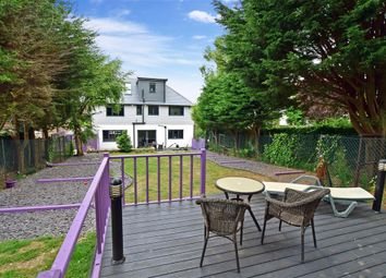 Thumbnail 4 bed detached house for sale in Bishops Road, Hove, East Sussex