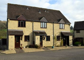 Thumbnail 2 bed terraced house for sale in The Garden, North Woodchester, Stroud