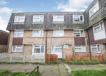 Thumbnail 2 bed flat for sale in Copenhagen Close, Luton