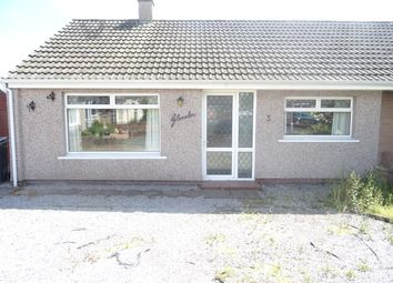 Thumbnail 2 bed bungalow for sale in 3 Hirst Place, Heathhall, Dumfries