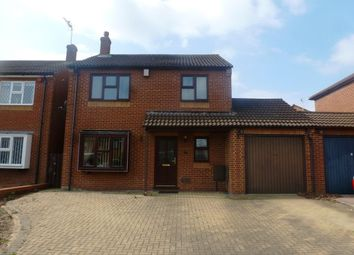 Thumbnail 3 bedroom detached house to rent in Broxbourne Close, Giffard Park, Milton Keynes