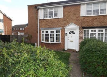Thumbnail 3 bed terraced house for sale in Northwold Avenue, West Bridgford, Nottingham