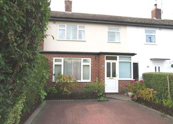 Thumbnail 2 bed terraced house for sale in Shakespeare Road, Neston