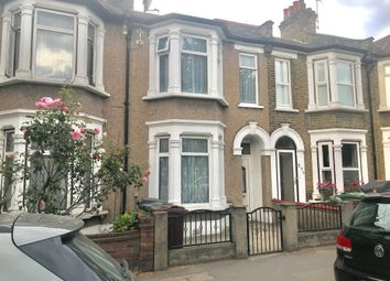 Thumbnail 3 bed terraced house to rent in Church Road, Leyton