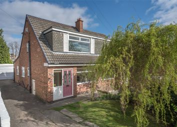 Thumbnail 3 bedroom semi-detached house for sale in Holmwood Avenue, Leeds, West Yorkshire