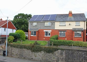 Thumbnail 3 bed semi-detached house for sale in Fountain Hall Terrace, Carmarthen, Carmarthenshire