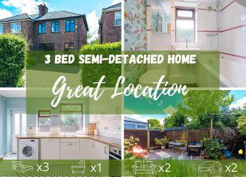 Thumbnail 3 bed semi-detached house for sale in Oak Street, Warrington