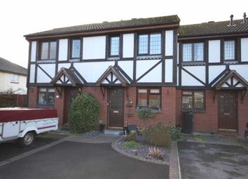 Thumbnail 2 bed terraced house for sale in Ladysmith Close, Christchurch, Dorset